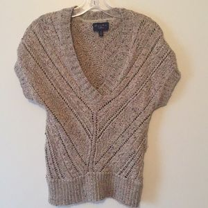 American Eagle Outfitters short sleeve sweater